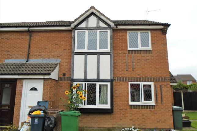 Thumbnail Flat to rent in Heather Close, Oswestry, Shropshire