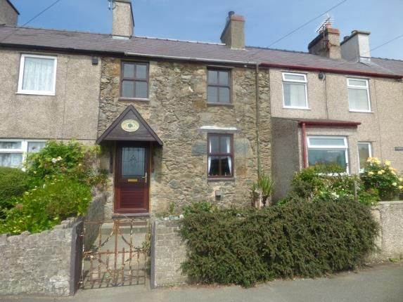2 bed terraced house for sale in Green Terrace, Llangaffo, Anglesey, Sir Ynys Mon