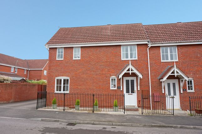 Thumbnail Terraced house for sale in Garlandstone Walk, Hempsted, Gloucester