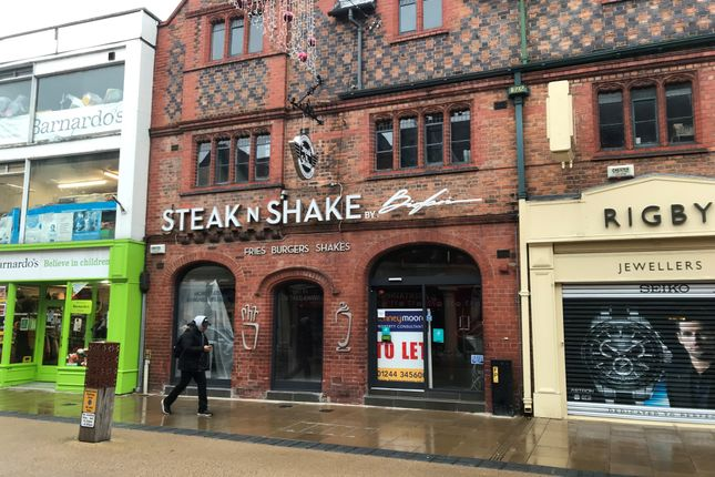 Thumbnail Restaurant/cafe to let in Frodsham Street, Chester