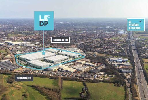 Thumbnail Industrial to let in Leicester Distribution Park - LE3, Leicester, Leicestershire
