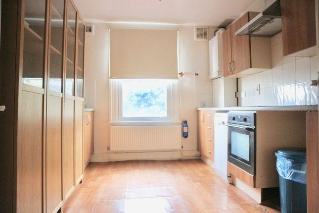 Kitchen of Bravington Road, London W9