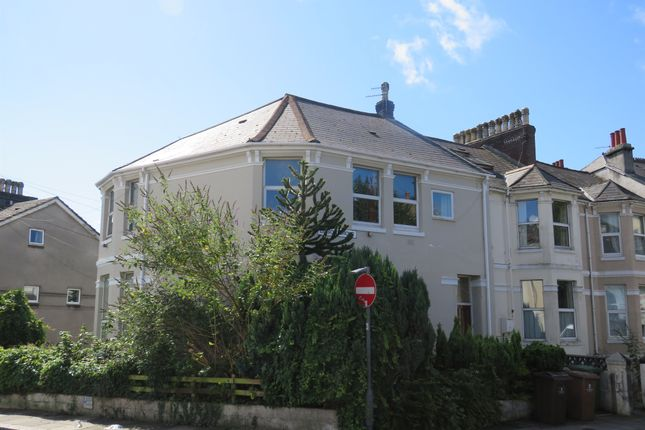 Thumbnail Flat for sale in Lisson Grove, Mutley, Plymouth