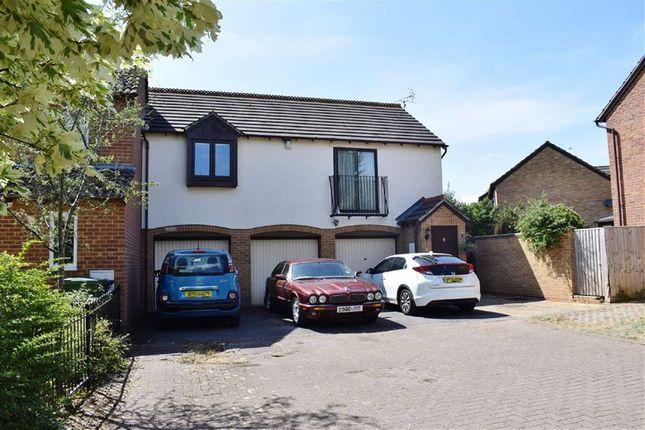 Thumbnail End terrace house for sale in Sandown Drive, Chippenham, Wiltshire