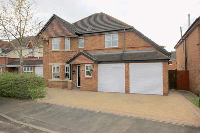 5 bed detached house for sale in Daurada Drive, Meadowcroft Park, Stafford