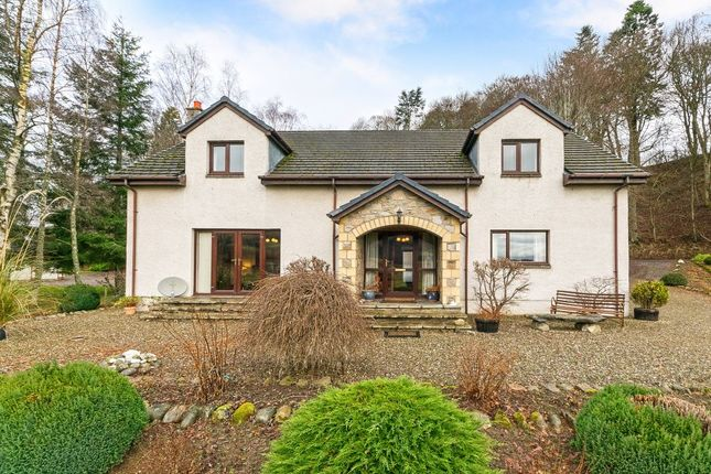 Thumbnail Detached house for sale in Dalshian Farmhouse, Dalshian, Pitlochry