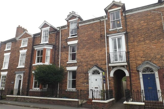5 bed terraced house for sale in New Street, Wem, Shrewsbury, Shropshire