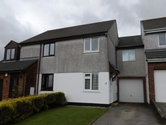 Thumbnail Terraced house for sale in St Austell, Cornwall, England