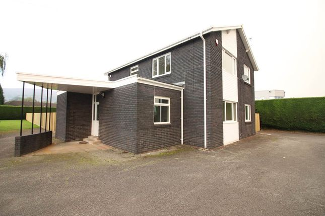 Thumbnail Detached house to rent in Avondale Road, Cwmbran, Torfaen