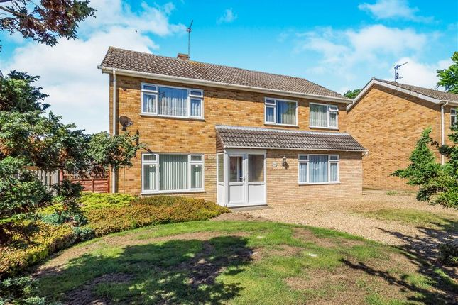 Thumbnail Detached house for sale in Holman Road, Aylsham, Norwich