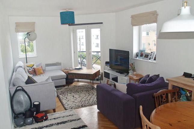 Thumbnail Flat to rent in Martin Street, London