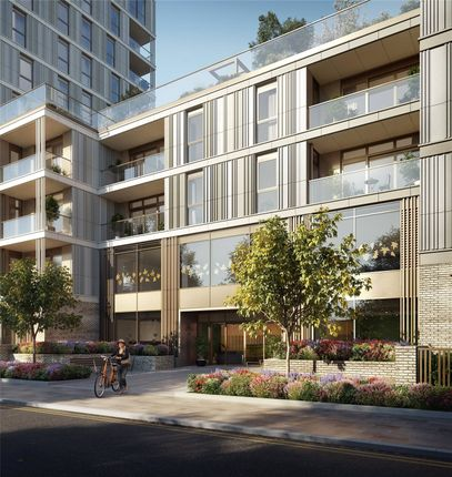 Thumbnail Flat for sale in The Otto, Hackney, The Otto Buildings, Downs Road, Clapton, 8De