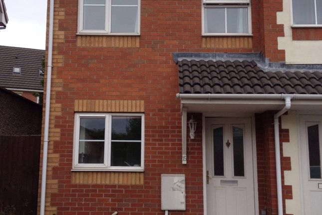 Thumbnail Property to rent in Blandford Close, Longton, Stoke-On-Trent