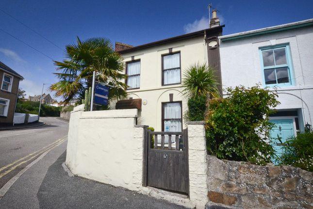 Terraced house for sale in Leskinnick Street, Penzance