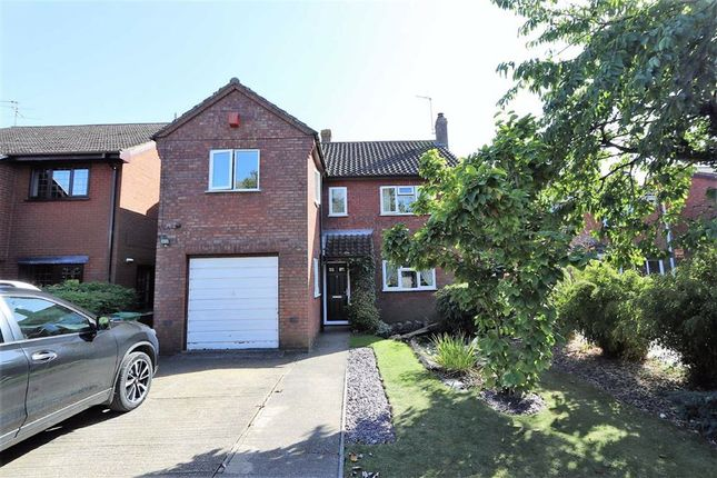 Thumbnail Detached house for sale in Woodman Close, Wing, Leighton Buzzard