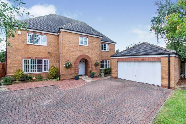 Thumbnail Detached house for sale in Centurion Fields, Bessacarr, Doncaster