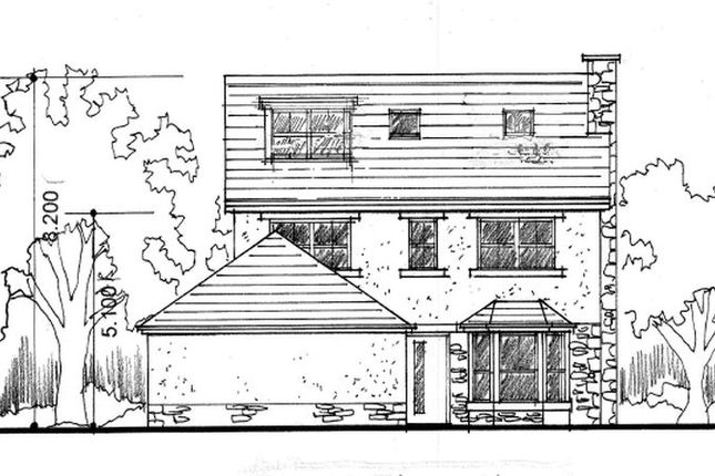 Thumbnail Detached house for sale in Plot One, Booth Road, Bacup