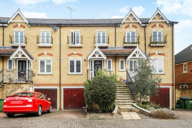Thumbnail Town house to rent in Lynwood Road, Thames Ditton