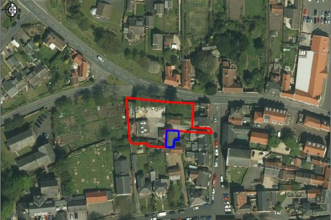 Thumbnail Land for sale in Chapel Street, Caistor