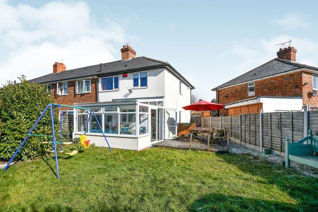 Thumbnail Terraced house for sale in Wardour Grove, Erdington, Birmingham
