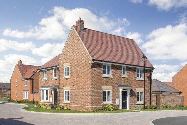 "Thumbnail Detached house for sale in ""Washford"" at Barnett Road, Steventon, Abingdon"