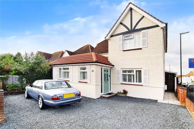 Thumbnail Detached house for sale in Worthing Road, Rustington, Littlehampton, West Sussex