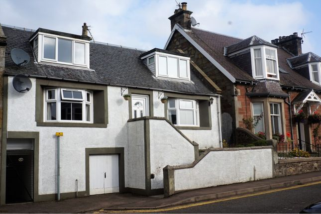 Thumbnail Semi-detached house for sale in 55 New Road, Milnathort