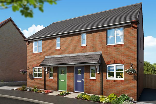 "Property for sale in ""The Cornflower"" at Mansfield Road, Tibshelf, Alfreton"