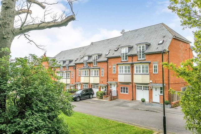 Thumbnail Terraced house for sale in Greensleeves Drive, Warley, Brentwood