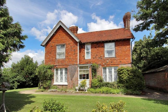Thumbnail Detached house for sale in Church Lane, Shadoxhurst, Kent