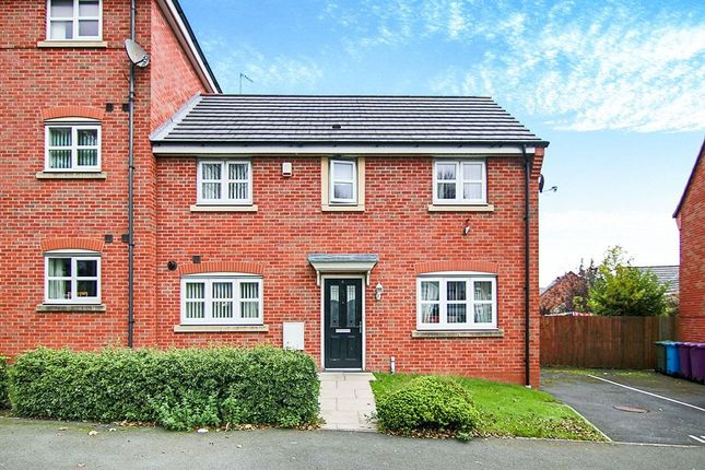 Thumbnail Semi-detached house for sale in Ellencliff Drive, Anfield, Liverpool