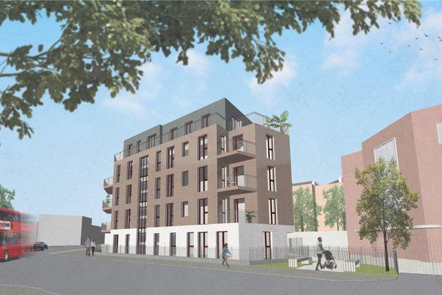 Thumbnail Land for sale in Harrington Square, Camden
