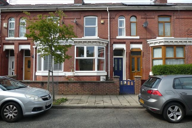 Thumbnail Terraced house for sale in Milner Street, Old Trafford, Manchester.