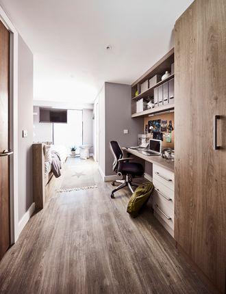 Thumbnail Flat to rent in Nova, 104-114 Talbot Street, Nottingham