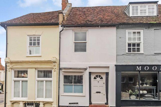 3 bed cottage for sale in Market Square, Winslow MK18