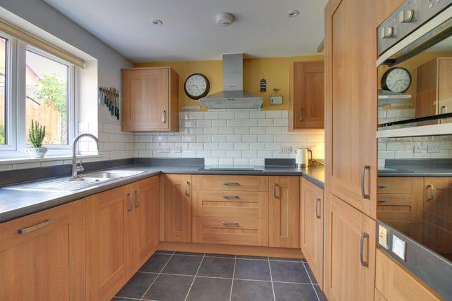 Kitchen of Roman Way, Cranbrook, Exeter EX5