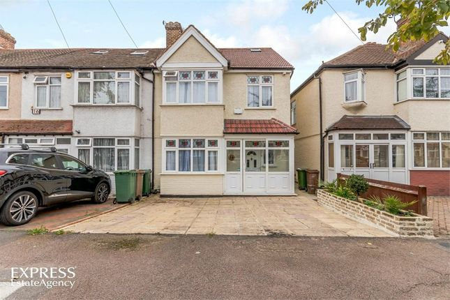 Thumbnail Semi-detached house for sale in Rosehill Avenue, Sutton, Surrey