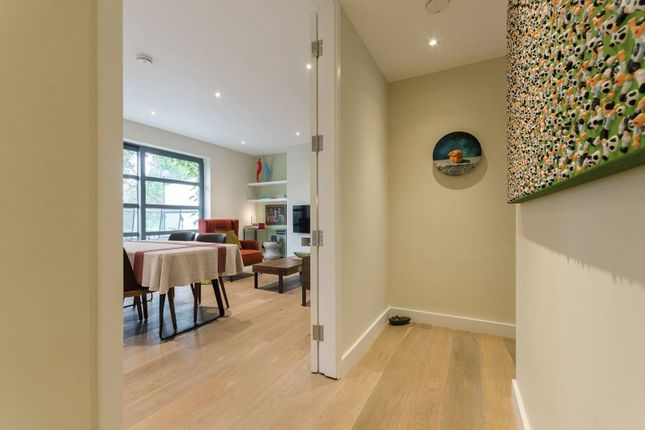 Thumbnail Flat to rent in Haverstock Hill, Hampstead, London