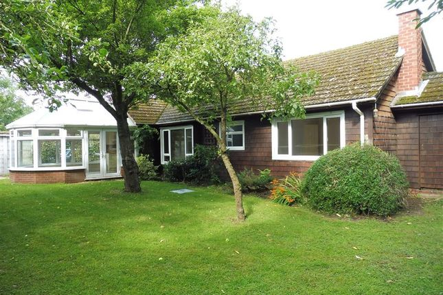 Thumbnail Detached bungalow to rent in Long Itchington Road, Offchurch, Leamington Spa