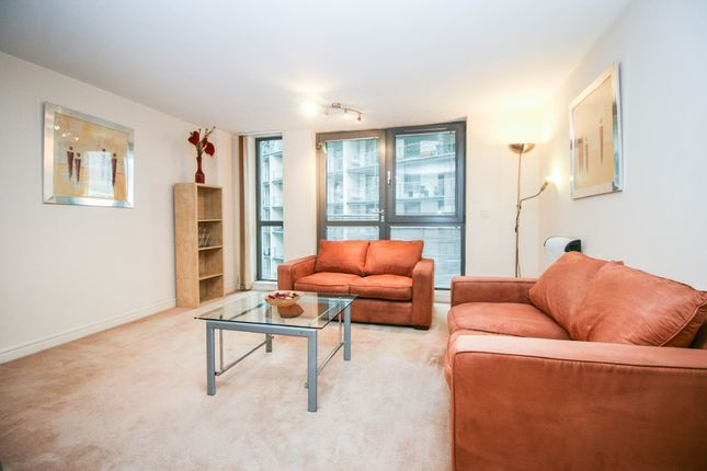 Thumbnail 2 bed flat to rent in Holliday Street, Birmingham