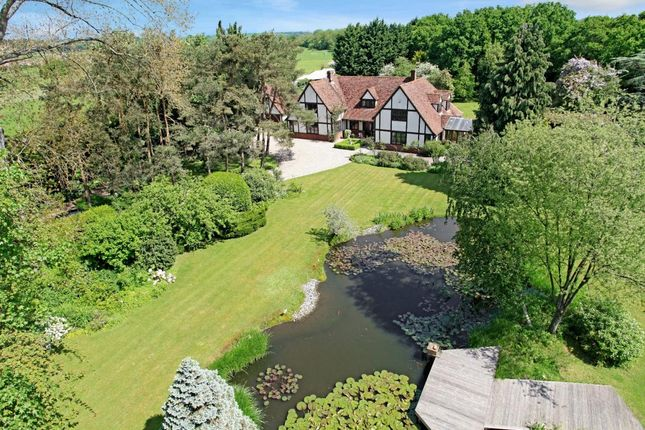Thumbnail Detached house for sale in Padworth Lane, Lower Padworth
