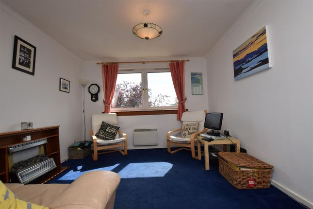 Thumbnail Flat for sale in Youngs Court, Crieff