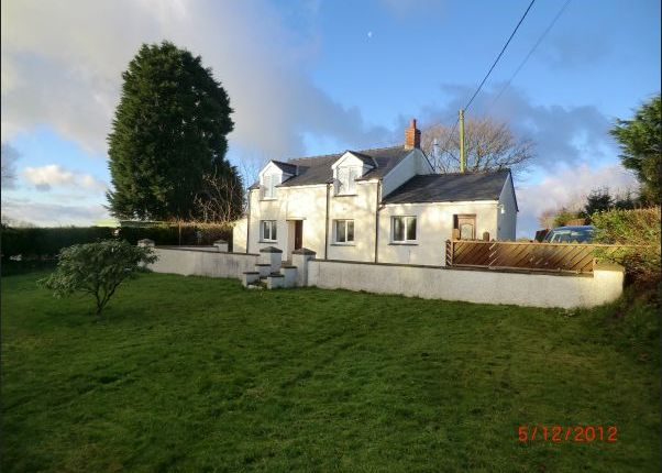 Thumbnail Cottage to rent in Pisgah, Talgarreg