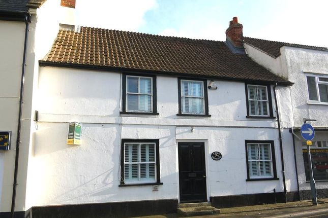 Thumbnail Terraced house to rent in South Street, Axminster, Devon