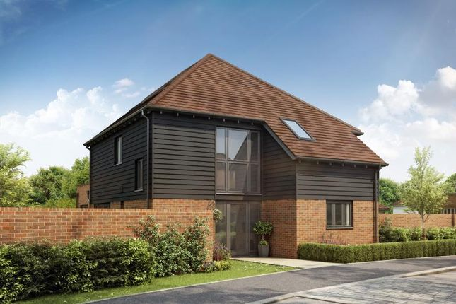 Thumbnail Detached house for sale in Woodchurch Rd, Shadoxhurst, Ashford
