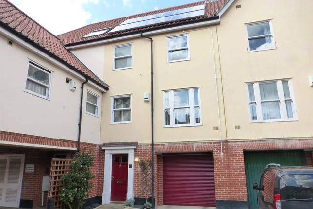 Thumbnail End terrace house for sale in Indigo Yard, Norwich