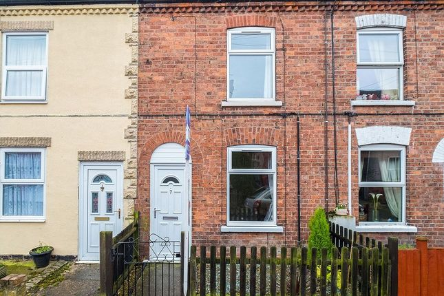 Thumbnail Terraced house to rent in Hind Street, Retford