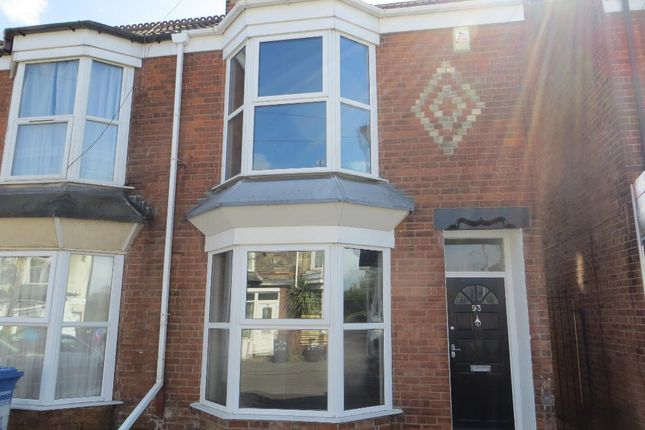 Thumbnail Terraced house for sale in Edgecumbe Street, Hull, East Yorkshire