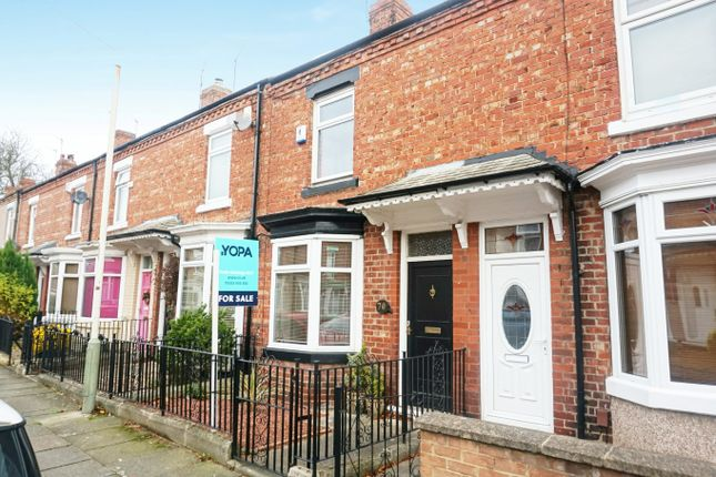 Thumbnail Terraced house for sale in Vine Street, Darlington