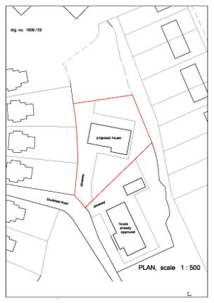 Thumbnail Land for sale in Southfield Road, Shotts